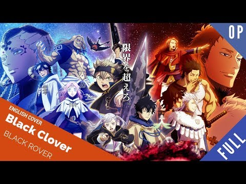 「English Cover」Black Clover OP 3