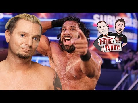 The List And Ya Boy #46!: Ellsworth Released; WWE India Done(?); Survivor Series; Swagger Appears