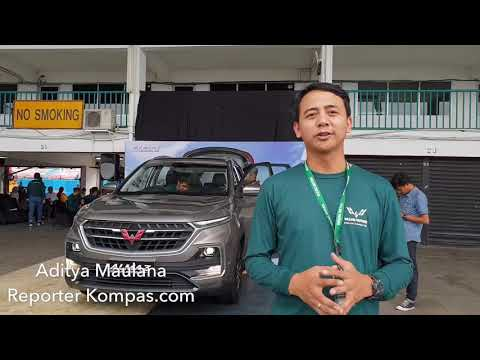 Almaz, SUV Terbaru dari Wuling di Indonesia