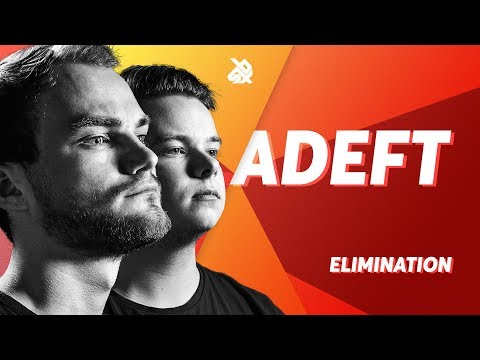 ADEFT  |  Grand Beatbox TAG TEAM Battle 2018  |  Elimination