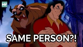 Beast & Gaston Are The SAME (Nature v Nurture) | Beauty and the Beast Theory: Discovering Disney