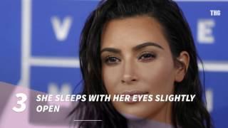 Kim Kardashian: Some Bizarre Facts About Her!