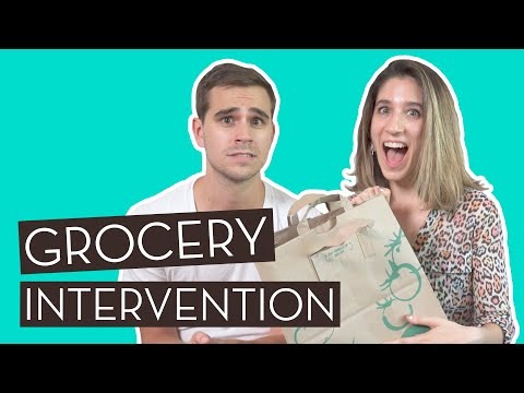 We Give A Cereal Addict A Grocery Intervention}