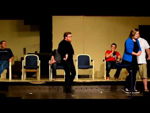 Timpanogos Belvederes Improv - Pieces of Paper (Cat Top Freedom Burrito)