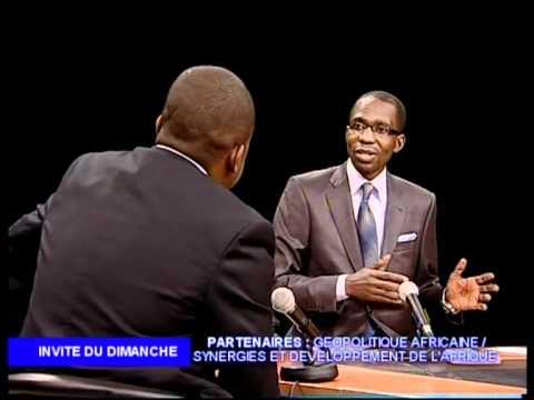 INTERVIEW MARIEN FAUNEY NGOMBE PART2 SUR TELE CONGO