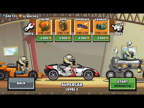 Hill Climb Racing 2-New Super Car Special Offer