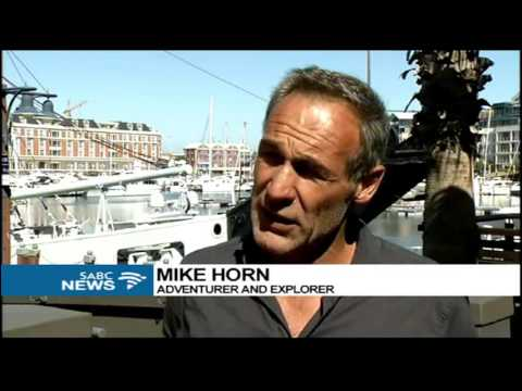 SA born Mike Horn, is world's most recognised adventurer and explorer