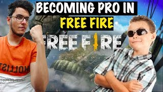 Download Becoming a Pro in Free Fire Mp3 and Videos