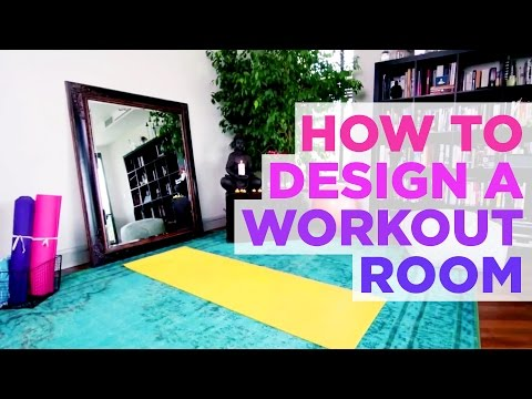 How to Design a Workout Room or Home Gym | HGTV