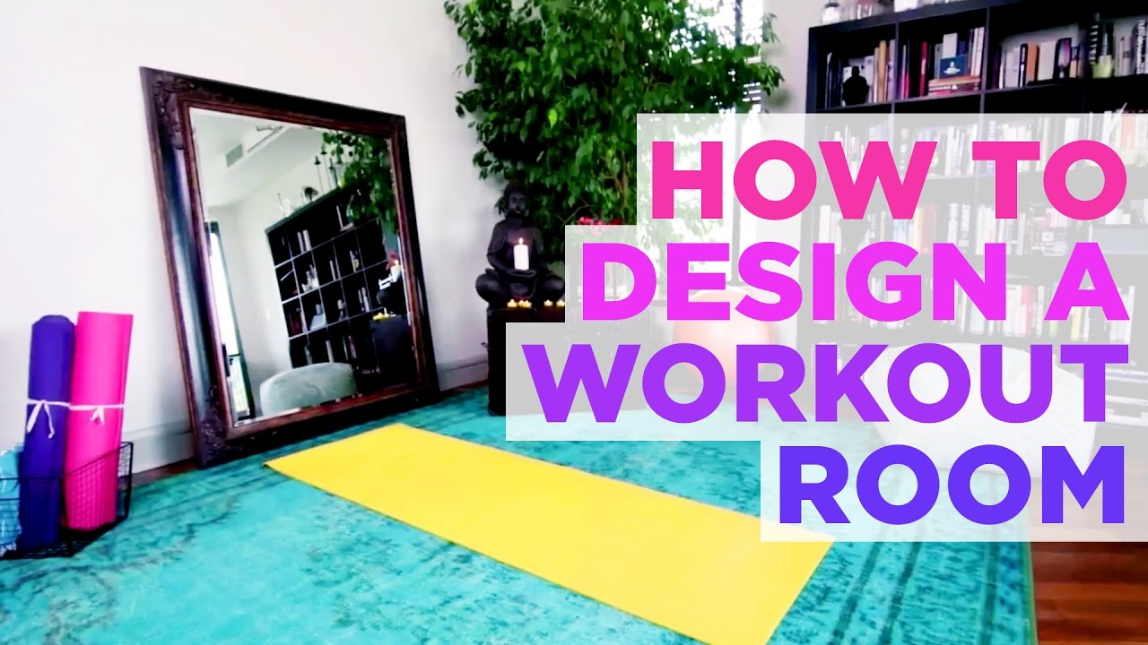 How To Design A Workout Room Or Home Gym Hgtv Youtube