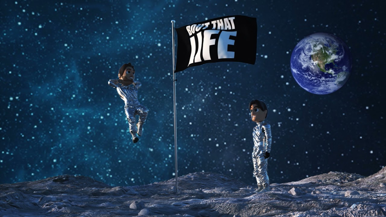 Download Space Rangers - BOUT THAT LIFE (Visualizer) [Ultra Music]