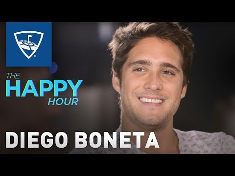 Diego Boneta - Episode One | The Happy Hour | Topgolf