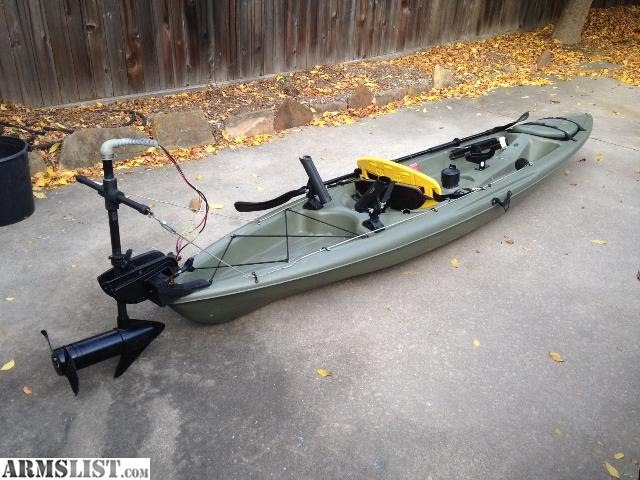 Trolling Motor On A Kayak Dmv
