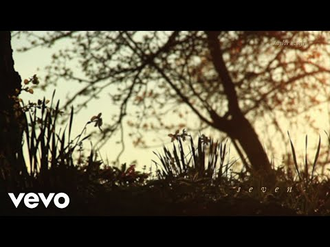 Taylor Swift – seven (Official Lyric Video)