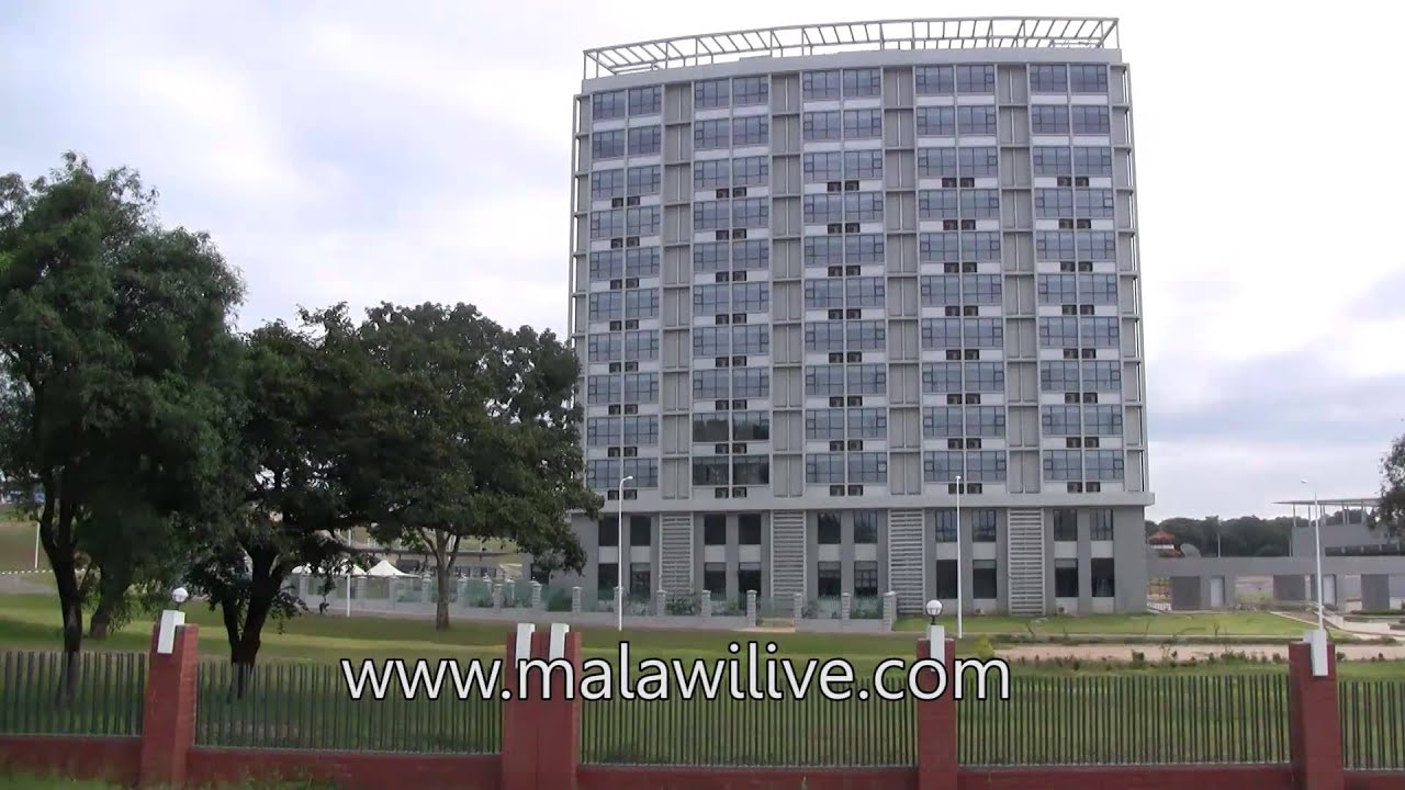 5 Stars Hotel in Lilongwe City Centre and Bingu International Conference Centre  YouTube