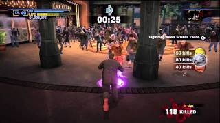 Lightning Never Strikes Twice Challenge (Dead Rising 2: Off the Record)