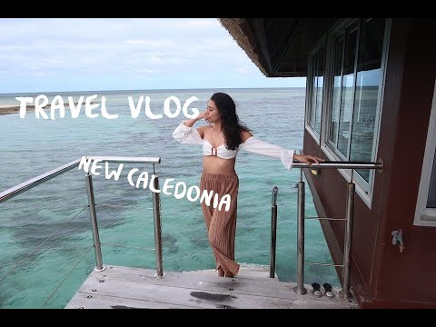 Our First Travel Vlog! | NEW CALEDONIA
