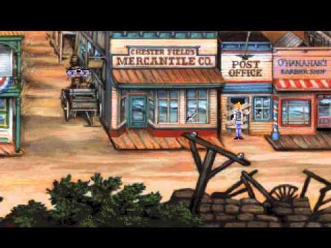 Let's Play Freddy Pharkas, Frontier Pharmacist, Part 2: Central Main Street