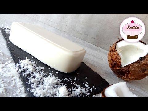 Receta de manteca de coco casera   Mantequilla de coco   Aceite de coco