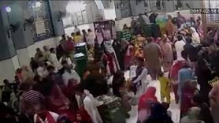 CCTV Footage Video Laal Shebaz QALANDER Dhamaka