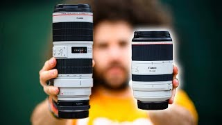 Canon RF 70-200 f2 8 IS REVIEW vs Canon EF 70-200 2 8 IS III Worth the Price