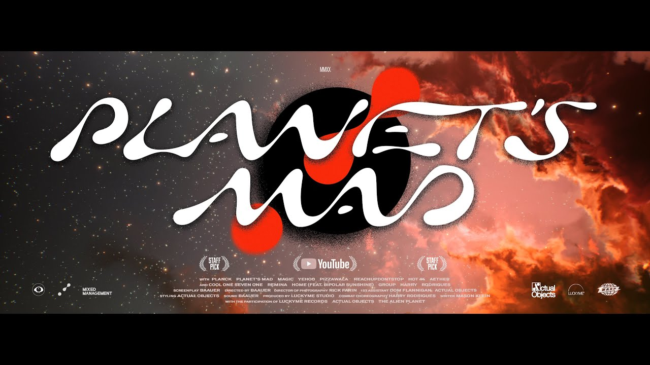 Download Baauer presents PLANET'S MAD (The Movie)