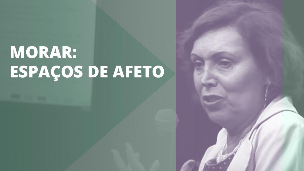 As Formas Coletivas de Habitação na Velhice com Ana Amélia Camarano- abril- 2016 - SESC Santos SP