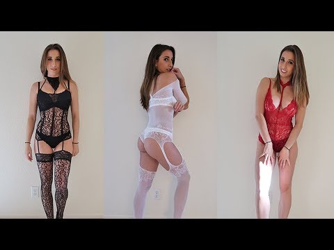 Dear-Lover Lingerie & Bodysuit 2019 Haul