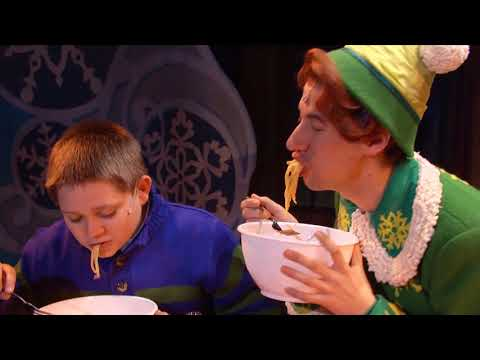 Elf: The Broadway Musical Live in Knoxville, Tennessee