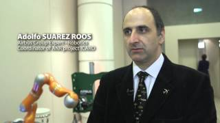 Prof. B. Sicliano's interview - Research Takes Flight Day - 31 Mar 2014