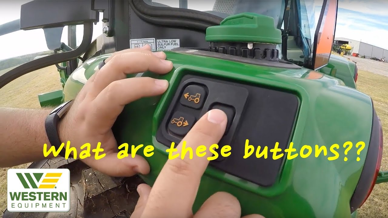 John Deere Hitch Assist | What is it? and How to use it