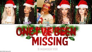 little mix - one i've been missing / 5 member version (you as member)