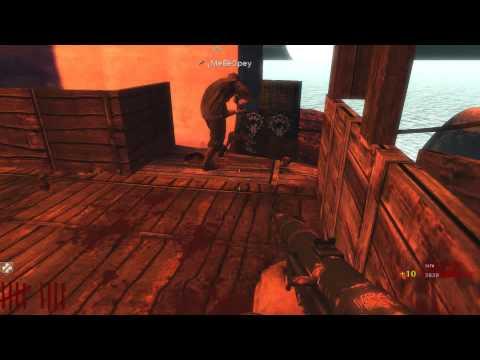 Call of Duty World at War Nazi Zombies - Pirate Ship