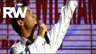 Robbie Williams | 'It Was A Very Good Year' | Live At The Albert