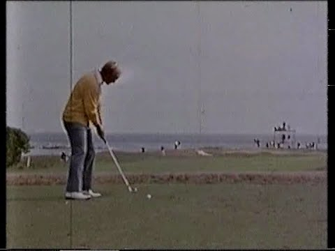Jack Nicklaus.Miracle one iron.Pebble Beach.1972.