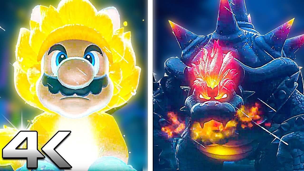 Bowser's Fury Looks Like The Super Mario Odyssey DLC Players ...