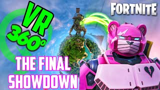FULL Fortnite EVENT | Robot Wakes Up! | Virtual Reality 360° Experience | Mech Vs Monster