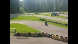 X bike ferrara minimotard polini