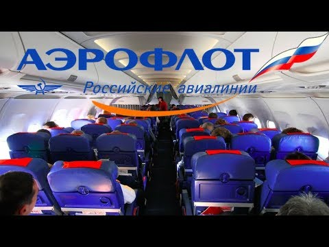FLIGHT REPORT / AEROFLOT AIRBUS A320 / ST PETERSBURG - MOSCOW (VKO)
