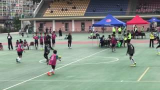 12/3/2017賽馬會五人足球盃(學校組)(中華基督教青年