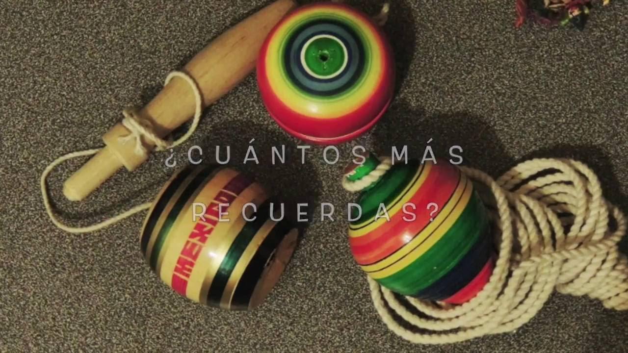 5 Juegos Tradicionales Mexicanos Youtube