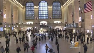 Underground Blast Near Port Authority Disrupts Morning Commute For Many