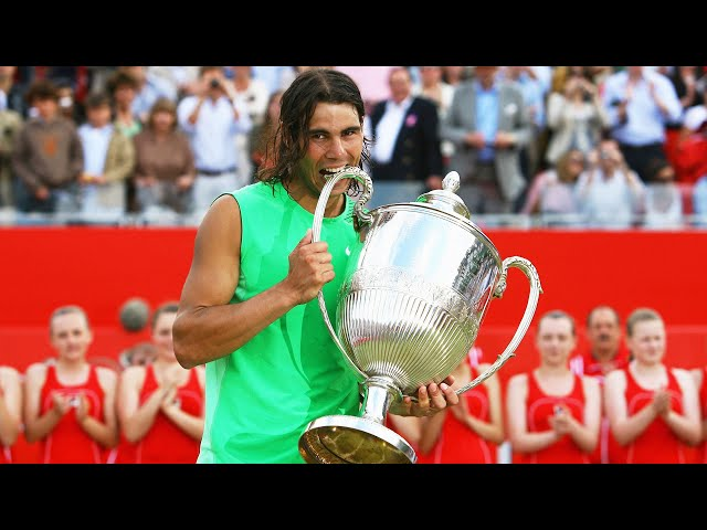 NADAL V DJOKOVIC | 2008 QUEEN'S CLUB FINAL | ATP