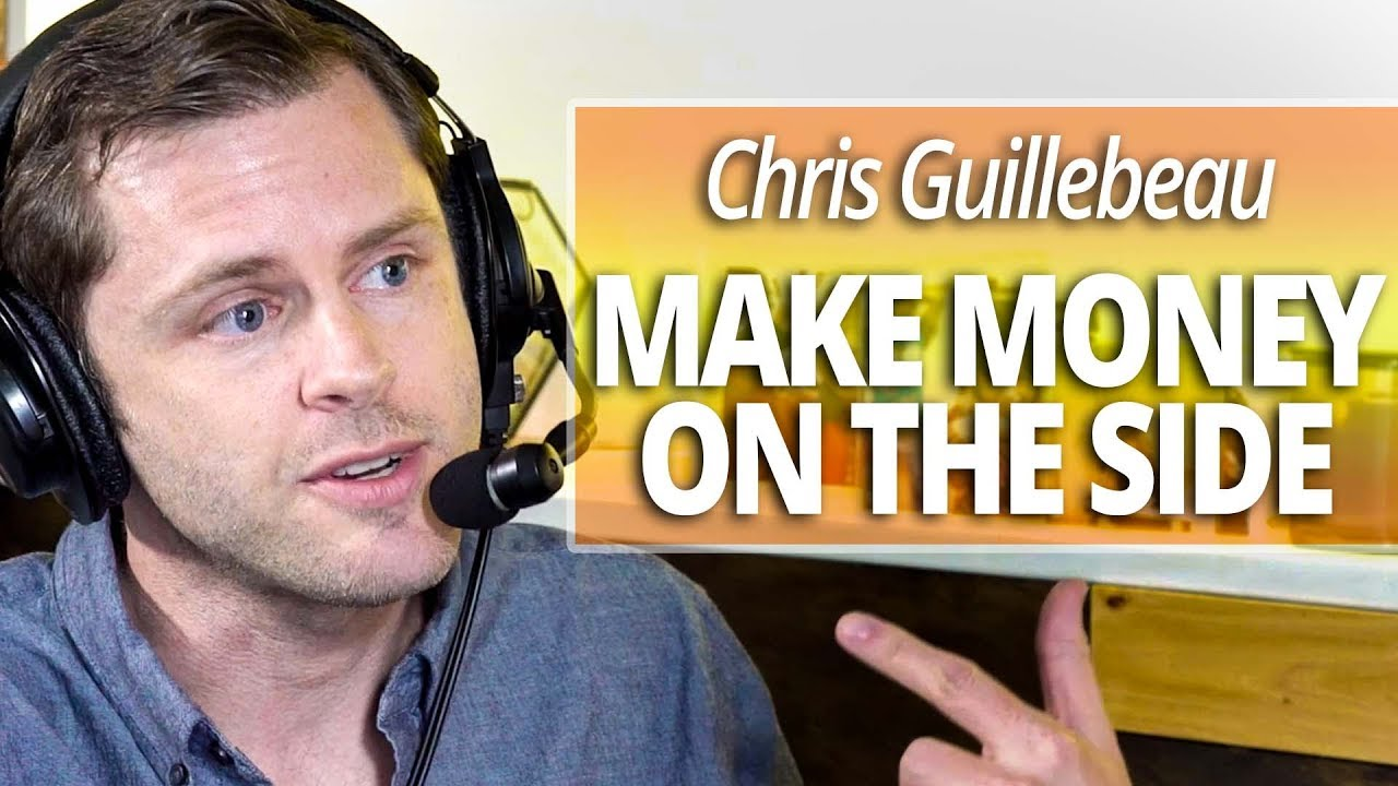 make money on the side with chris guillebeau and lewis howes youtube