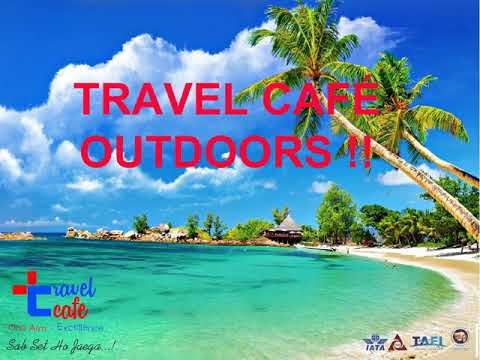 TRAVEL CAFE FAMILY & 'OUTDOORS' SLIDE VIDEO 2018 !!