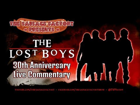 THE LOST BOYS - 30th Anniversary Live Commentary