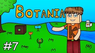 Гайд по Botania 1.12.2 7 Создающая флора