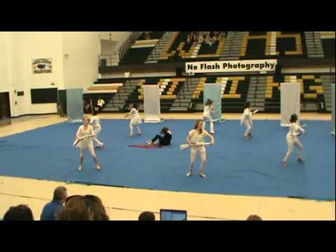 Patrick Henry High School Winter Guard - 2012