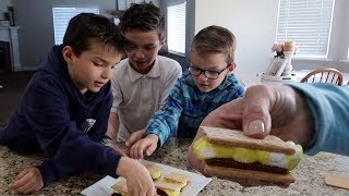 HOW TO MAKE PEEPS SMORES! | FUN EASTER TREATS TO MAKE WITH KIDS