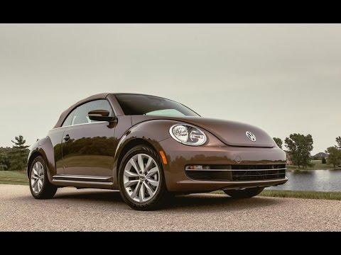Volkswagen Beetle 2014 | Convertible TDI Diesel